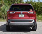 2020 toyota rav4 hybrid limited rear