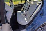 2021 infiniti q50 red sport 400 awd rear seats