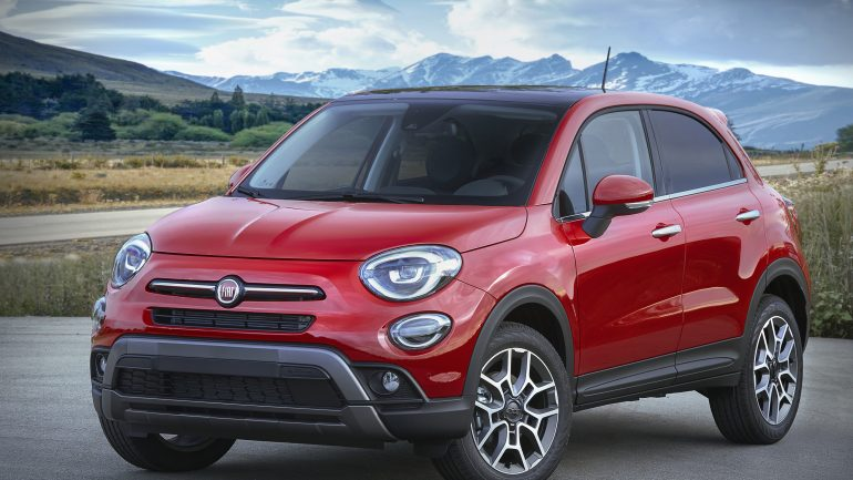 Retro Styling and All Wheel Drive: The 2020 Fiat 500X