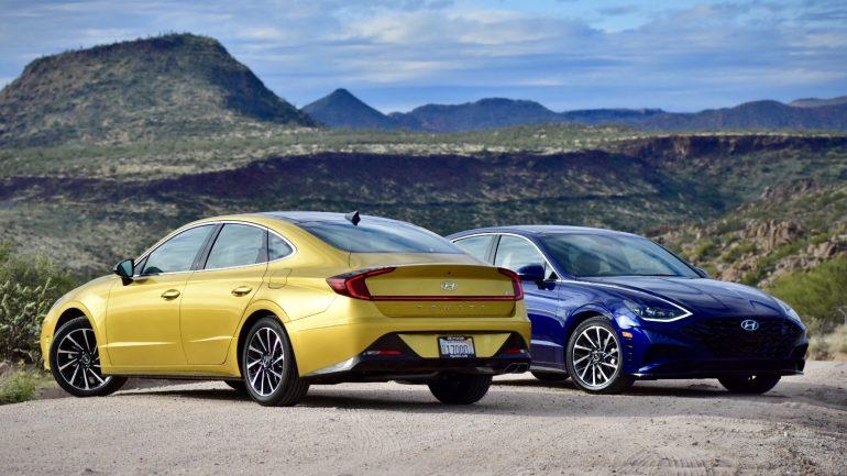 The 2020 Hyundai Sonata Proves the Sedan Still Has a Place