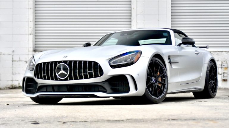 The 2020 Mercedes-AMG GT R is a Rolling Masterpiece