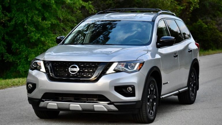 The Family Friendly and Affordable 2020 Nissan Pathfinder
