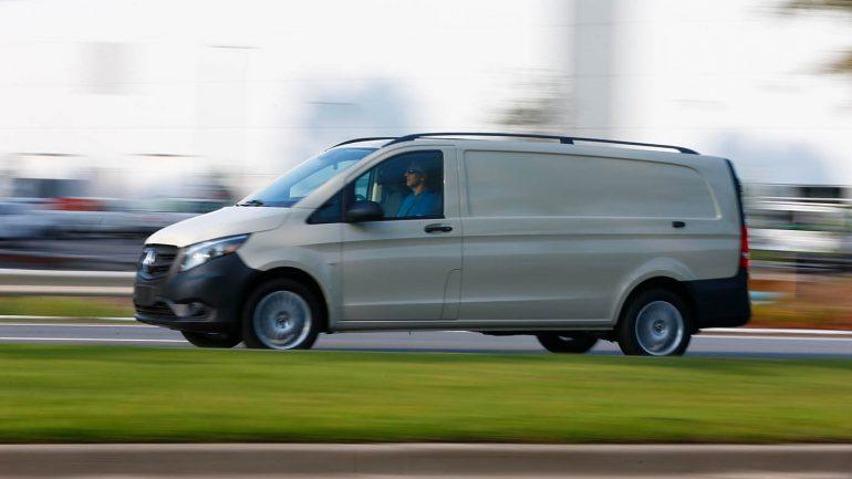 The 2020 Mercedes-Benz Metris Cargo Van Delivers Jacksonville's Cars & Coffee