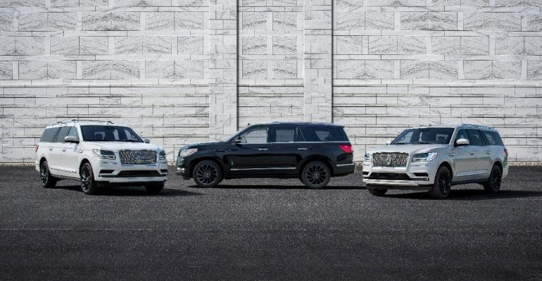 Bold and Attractive 2020 Lincoln Navigator Sets the Luxury SUV Standard