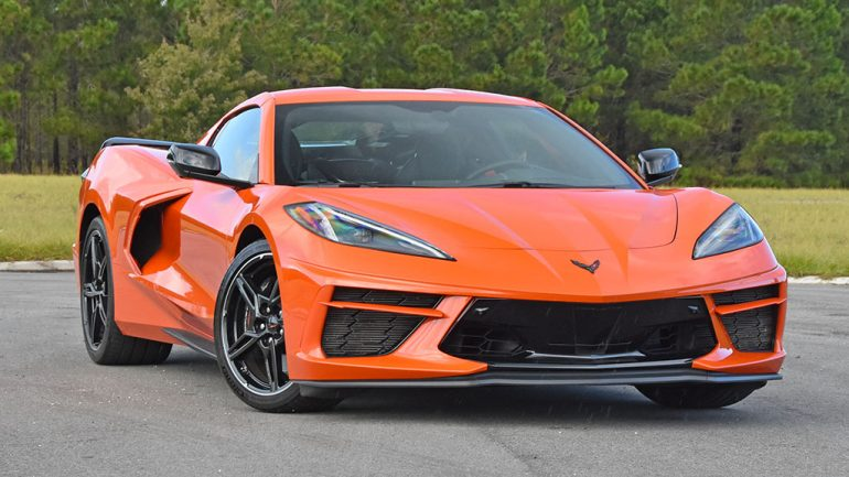 2020 Chevrolet Corvette C8 Stingray Z51 Review & Test Drive
