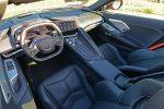 2020 chevrolet corvette c8 stingray dashboard