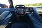 2020 chevrolet corvette c8 stingray square steering wheel