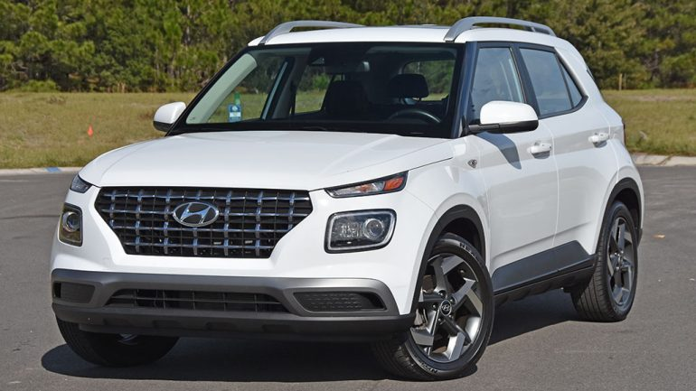 2020 Hyundai Venue SEL Quick Spin Review