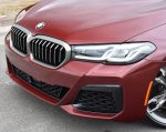 2021 bmw m550i xdrive front grill