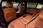 2021 bmw m550i xdrive back seats
