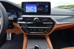 2021 bmw m550i xdrive touchscreen