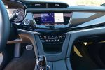 2021 cadillac xt6 8-inch touch screen