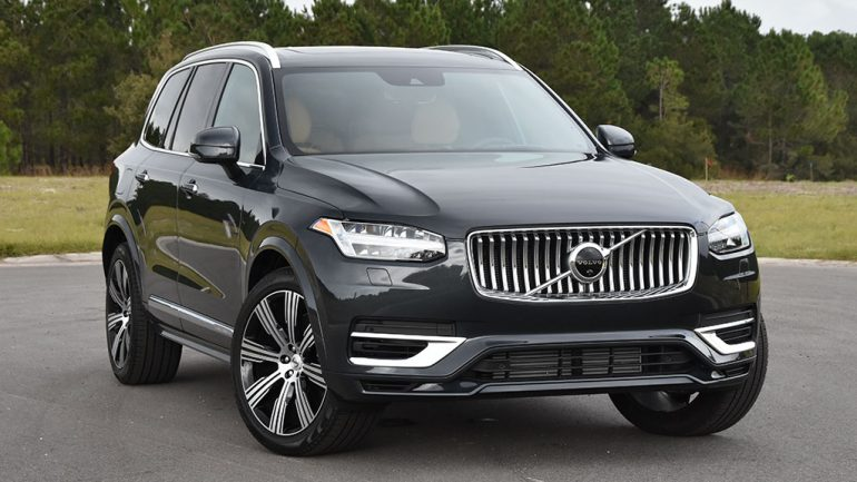 2021 Volvo XC90 Recharge T8 Inscription Review & Test Drive