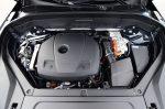 2021 volvo xc90 recharge t8 engine