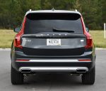 2021 volvo xc90 recharge t8 back