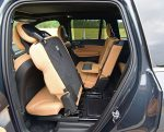 2021 volvo xc90 recharge t8 third row access