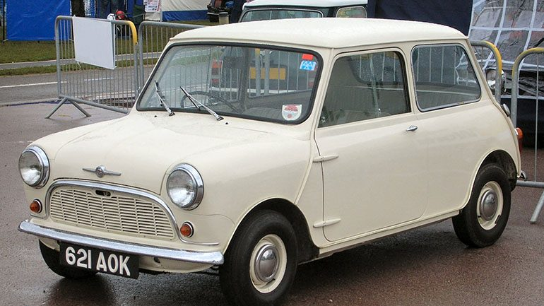Most Iconic Mini's of Each Decade