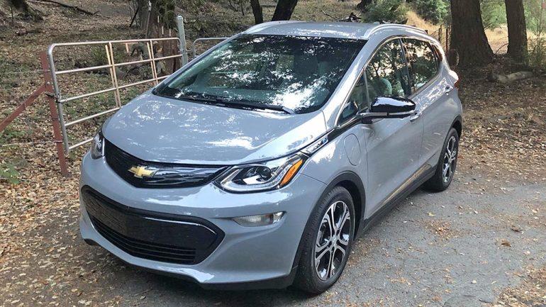 2020 Chevrolet Bolt EV Premier Review & Test Drive
