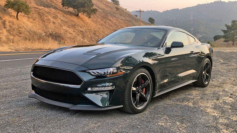 2020 Ford Bullitt Mustang Review & Test Drive – Long Live the Bullitt
