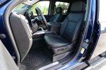 2021 chevrolet silverado 2500HD diesel front seats