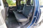 2021 chevrolet silverado 2500HD diesel rear seats