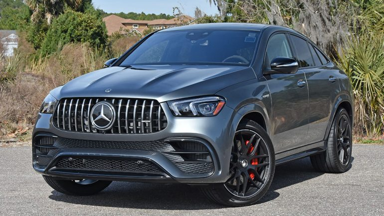 2021 Mercedes-AMG GLE 63S Coupe Review & Test Drive