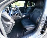 2021 mercedes-amg gle 63s coupe front seats