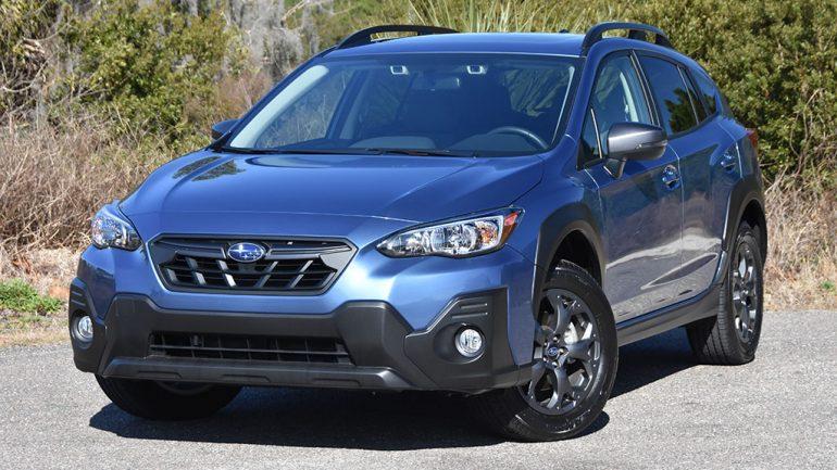 2021 Subaru Crosstrek Sport Review & Test Drive
