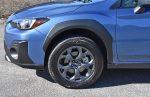 2021 subaru crosstrek sport 17 inch wheels