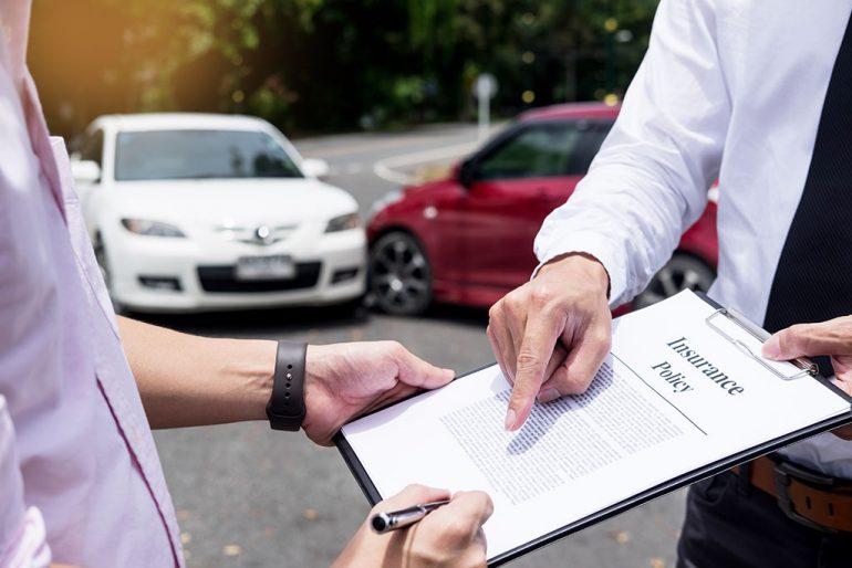 car accident insurance adjuster