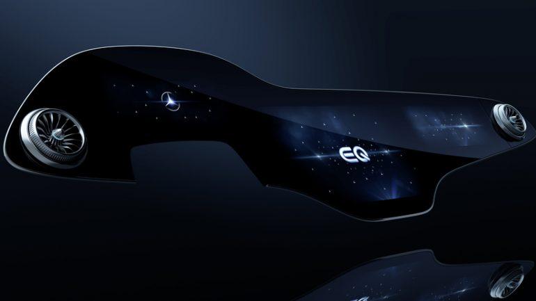 Screen Size War Commences: Mercedes-Benz Introduces Unique 56-Inch EQS MBUX Hyperscreen Infotainment System