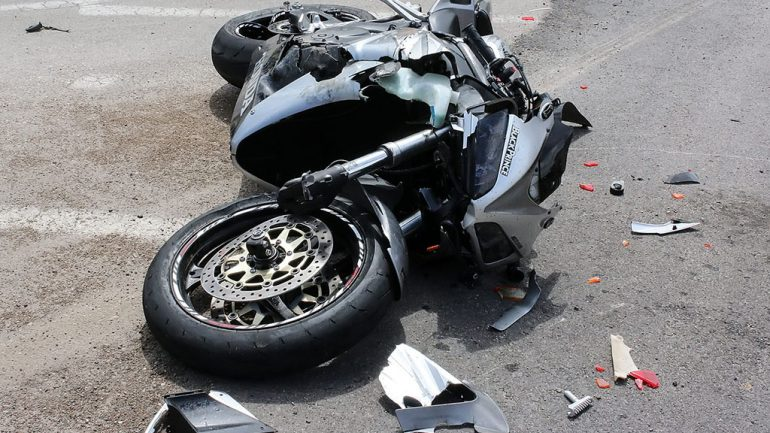 How Are Damages in a Motorcycle Accident Case Calculated?