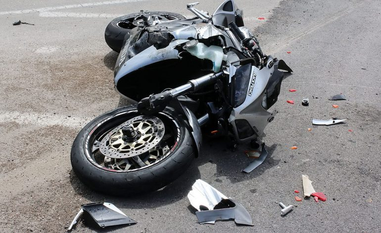 motorcycle crash damages cost insurance