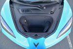 2020 chevrolet c8 corvette stingray convertible frunk