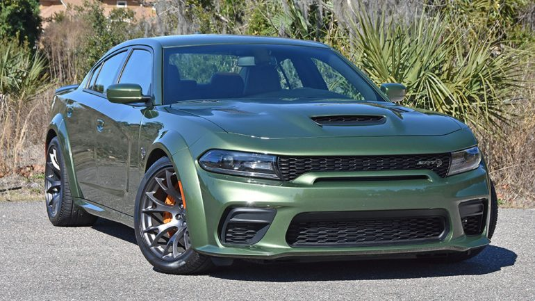 2021 Dodge Charger SRT Hellcat Redeye Review & Test Drive