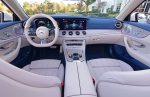 2021 mercedes-benz e450 cabriolet dashboard