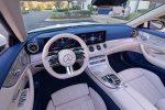 2021 mercedes-benz e450 cabriolet dash