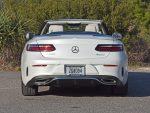 2021 mercedes-benz e450 cabriolet rear