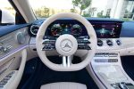 2021 mercedes-benz e450 cabriolet new steering wheel