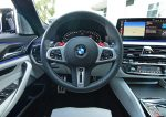 2021 bmw m5 competition steering wheel