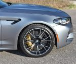 2021 bmw m5 competition wheel tire