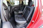 2021 gmc canyon at4 back seats