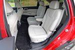 2021 kia sorento hybrid ex second row seats