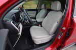2021 kia sorento hybrid ex front seats
