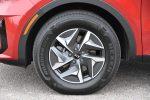 2021 kia sorento hybrid ex 17-inch wheel tire