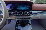 2021 mercedes-benz e450 all-terrain wagon mbux screen