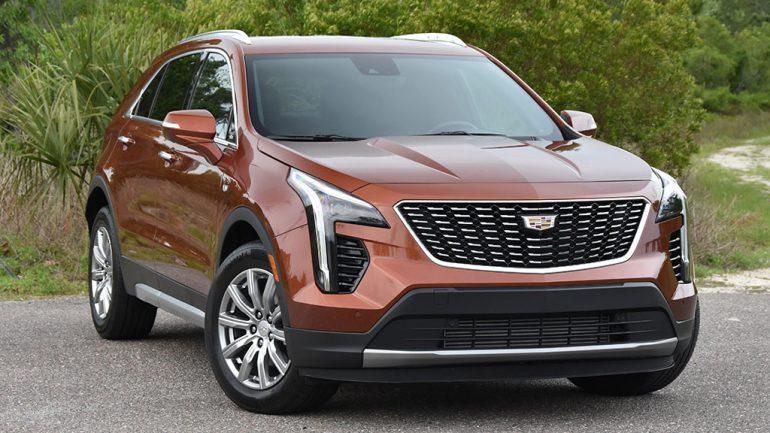 2021 Cadillac XT4 FWD Premium Luxury Review & Test Drive