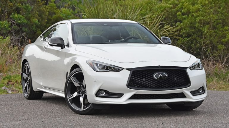 2021 Infiniti Q60S Red Sport 400 AWD Review & Test Drive
