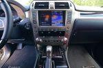 2021 lexus gx 460 center dashboard touchscreen