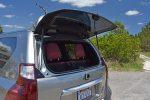 2021 lexus gx 460 rear hatch open glass